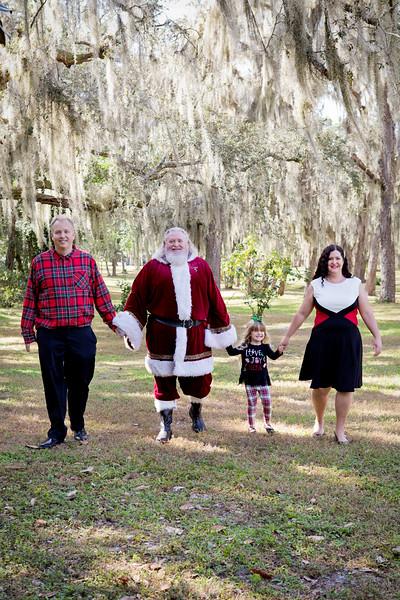 Santa Minis 2018: McKenzie and Family!