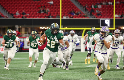 Blessed Trinity Titans Retain State Football Championship