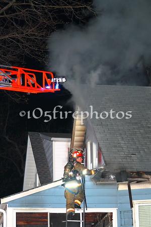 Ridgefield PArk, NJ 2nd Alarm - 4/24/2018