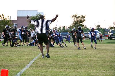 PFL - OILERS vs. Friendswood Broncos - 9/10/2011
