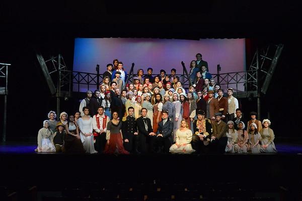 Les Misérables Performance 2017