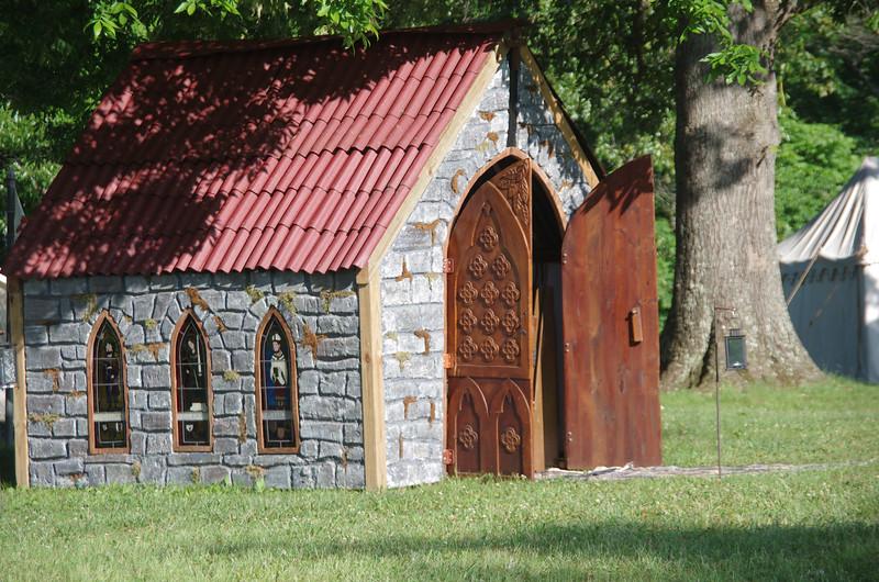 the vigil chapel