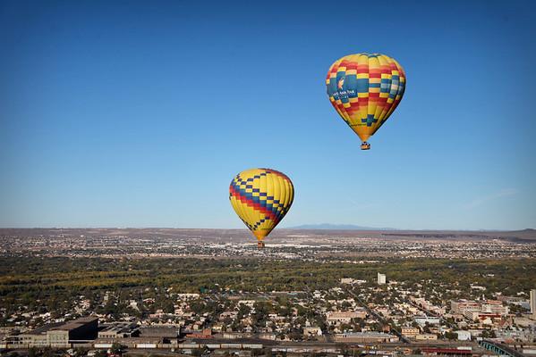Hot Air Balloon Ride 2013