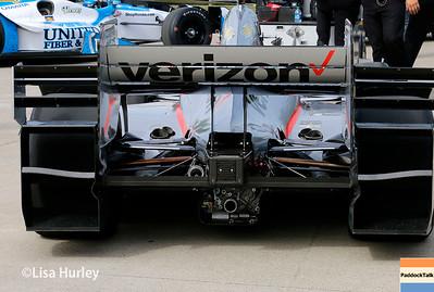 2016 IndyCar - Detroit