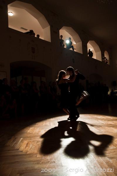 Black Milonga: Guggi and Sven performing