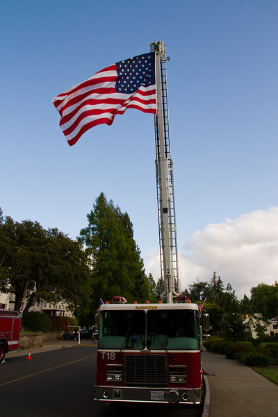 Angwin, Deer Park and Pope Valley Fire Academy Grad 2012