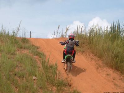 Darius Dirt Bike