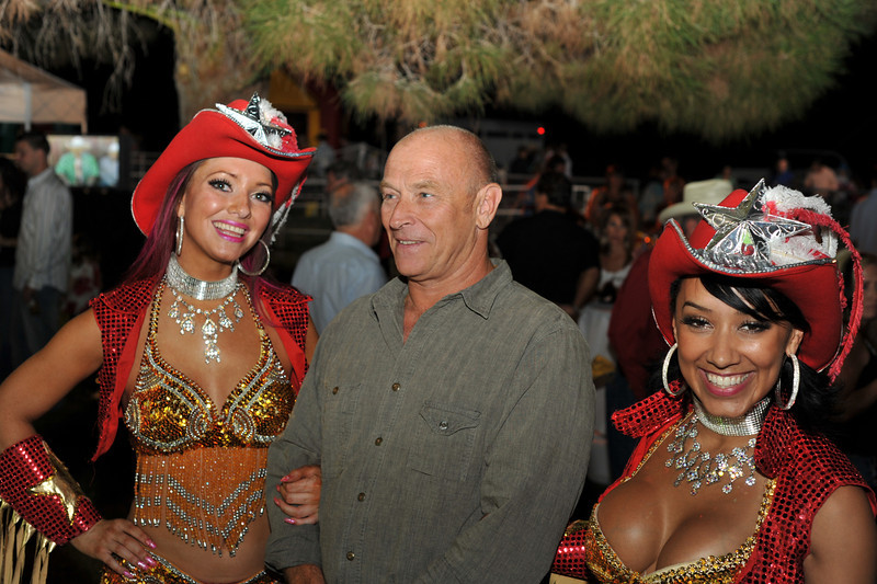 """Over 500 high quality photographs from the 17th Annual Miss Kitty's Jeans to Jewels fundraiser for Opportunity Village Saturday September 12 at Bitter Root Ranch in North Las Vegas.High quality pictures free download for personal use only with photo credit of """"Mark Bowers, Courtesy of www.ISVodka.com """""""
