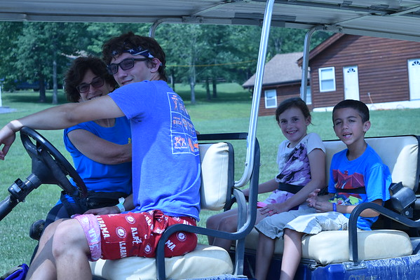 Camp Take Charge & TC Family Camp '15
