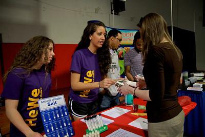 Health Fair Spring 2011