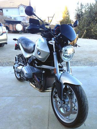 2008 R1200R