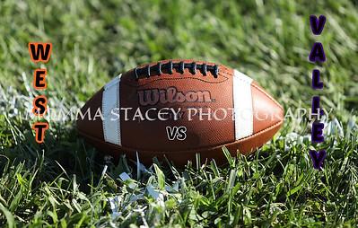 09.02.21 West vs Valley Jr. High Football