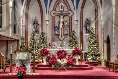 St. Bonaventure Christmas - 2014