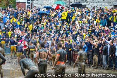 Post-Game - 2013 MUD BOWL - SAE VS PKP