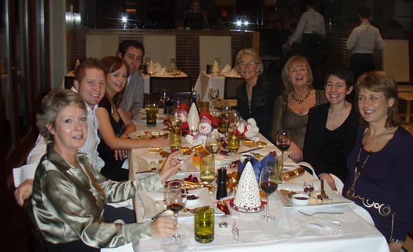 Irish Sales Meeting & Christmas Party, Dec 2007