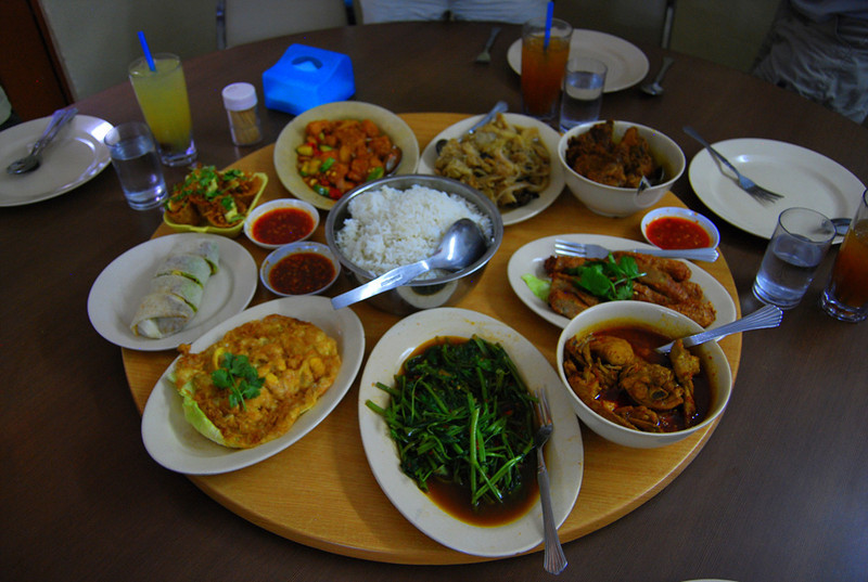 our Peranakan feast.jpg