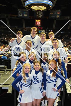 SEC Hoops Cheer 2018 - Nashville