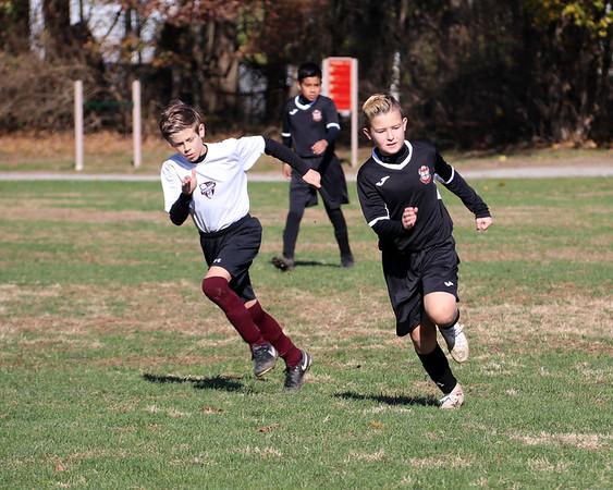 11-11-18 Boys Soccer