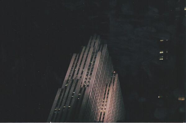 Diane's Trip to New York City