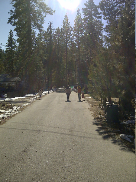 Big Bear w/Gengler's March 2012