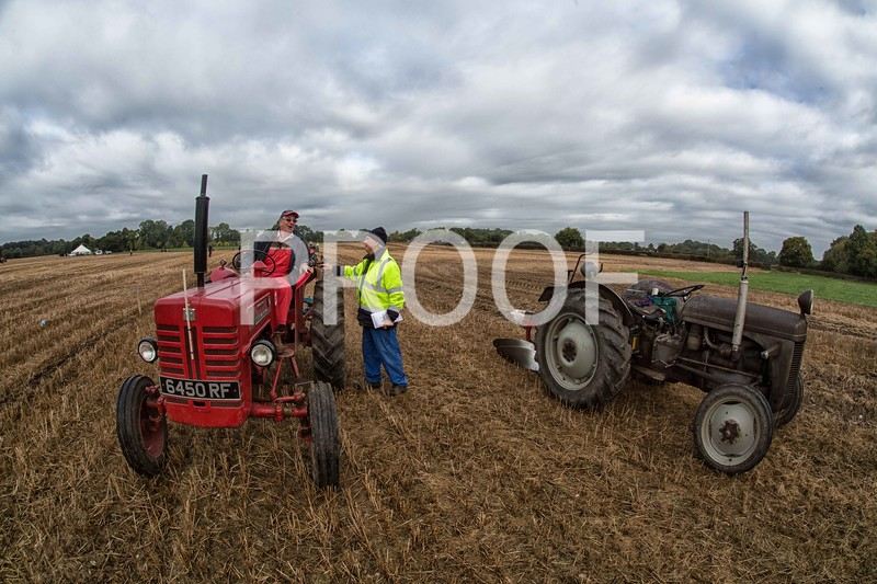 2014 Eccleshall Ploughing Match
