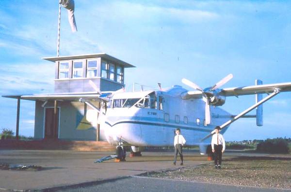 Dundo Aeroporto - Skyvan