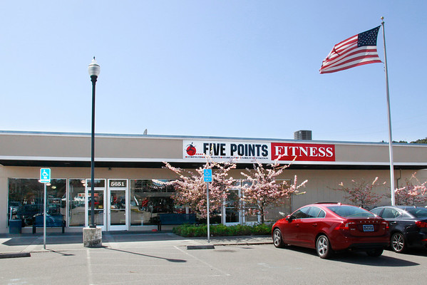 Five Points Fitness