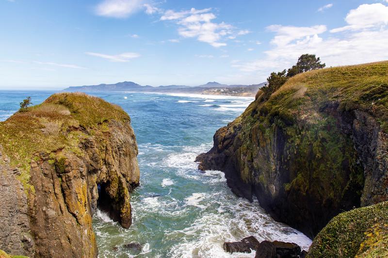 Taking Down the Cliffs