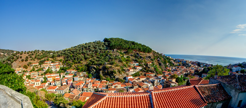 Plomari, Lesvos, Greece
