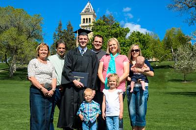 Jordon's Graduation - May 2012