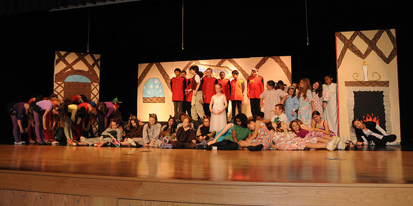 Pinocchio - The Show at the Harker School