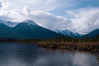 2016.10.04 Banff Vermillion Lakes