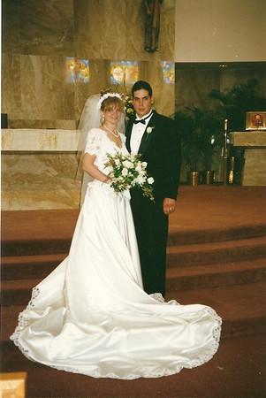 Jill & Eddie Brennan 6/1997
