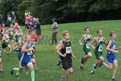 Middle School - 2016 Running Fit-Detroit Titan Invitational