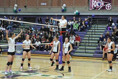 <center> Lady Titan Volleyball <br> Union at Heritage <br> Oct 27, 2011</center>