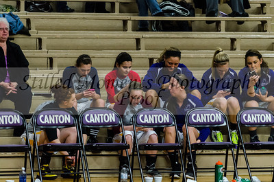 Canton Ladies Varsity Basketball 2013-2014