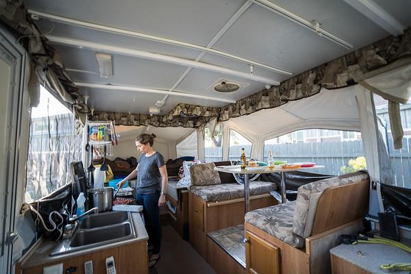 Camping at Ventura Ranch KOA 2019