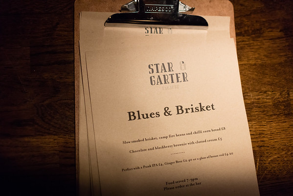 Blues & Brisket