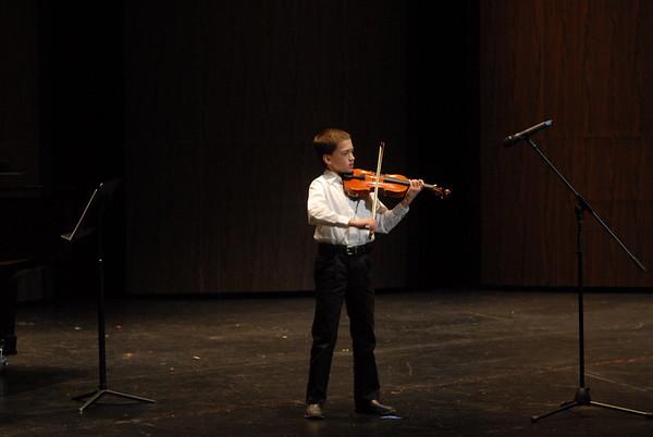 Suzuki violin 2016