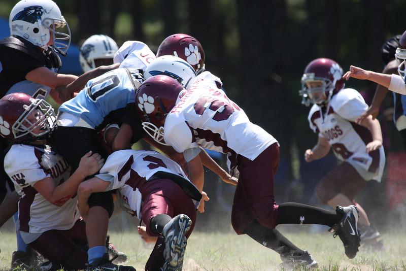 Bulldogs Vs Panthers (Juniors) - (MYFA) Magnolia Youth Football