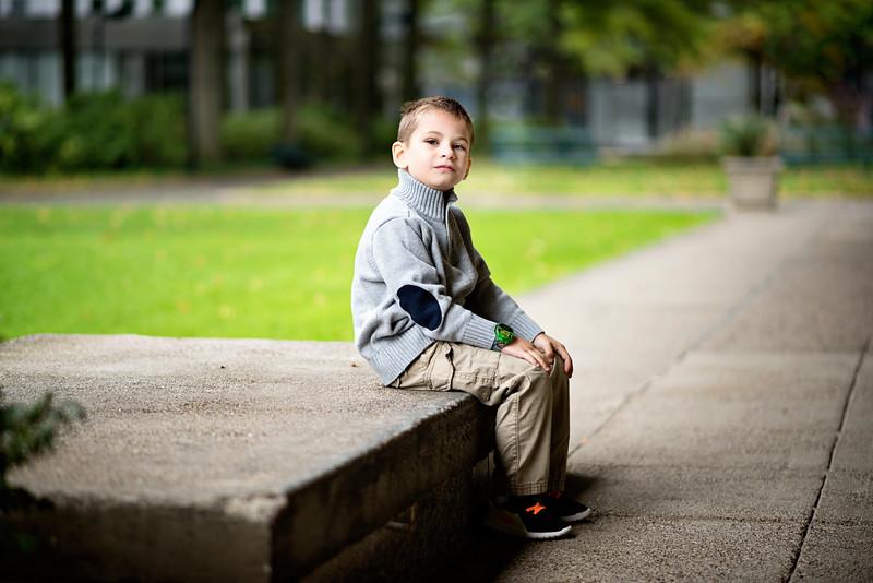 Williamsport Child Photographer : 10/22/16 Adam at 5