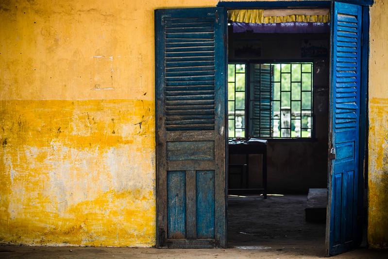 Doors of Cambodia