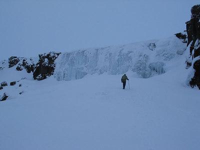 Þingvellir janúar 2005