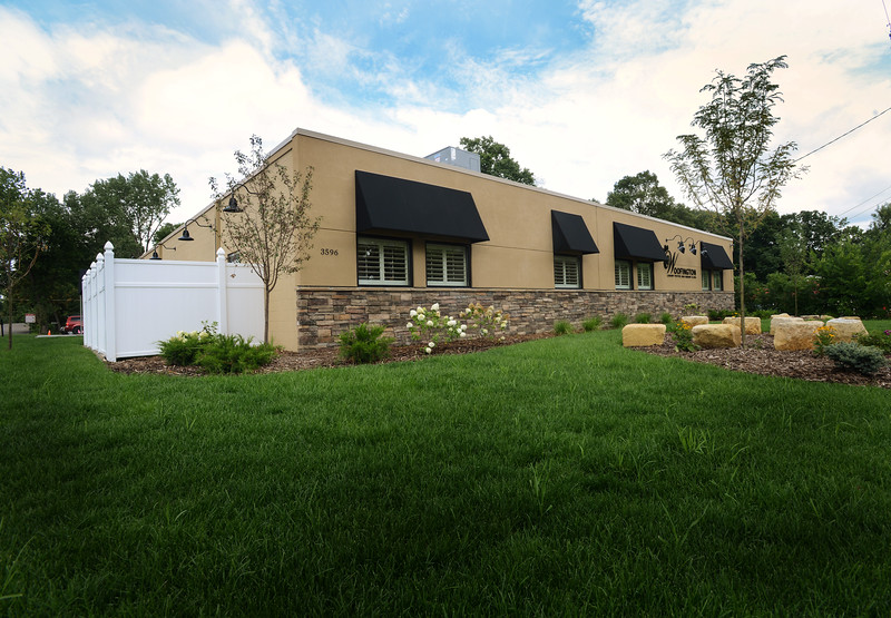 Designed by TWC Architecture and Construction