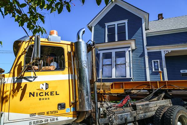 Kirkland House Move