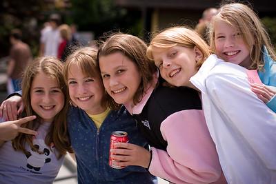HTA - Summer Camp 2008 - Barbeque