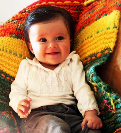 Ariella 10 months