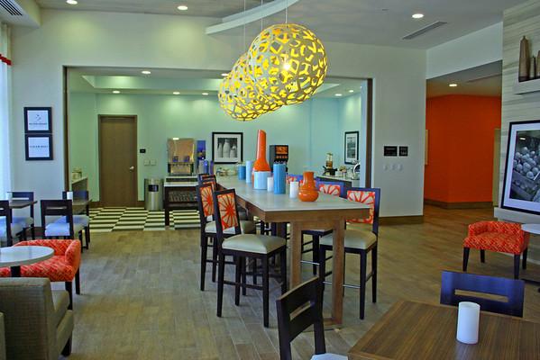 Orange Beach Hampton Inn Opening