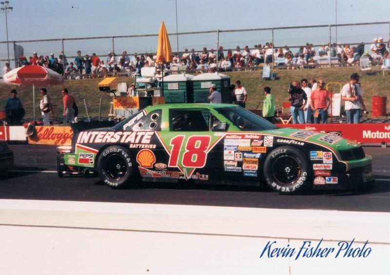 Dale Jarrett's car