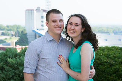 Garret and Katelyn's Engagement Shoot
